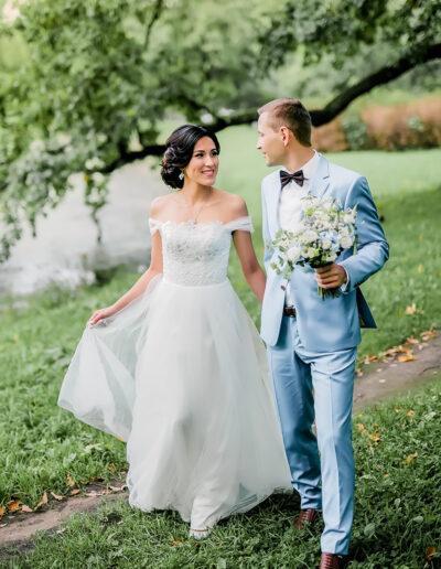 Свадьба в Пушкине (7)